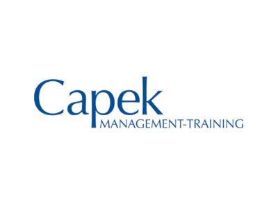 Logo Capek Management-Training