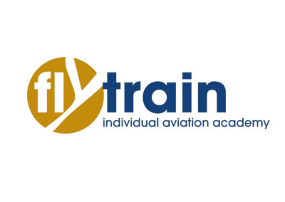 Logo Flytrain individual aviation academy