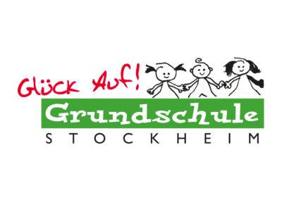 Logo Glück Auf! Grundschule Stockheim
