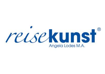 Logo Reisekunst Angela Lodes