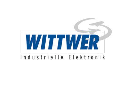 Logo Wittwer Industrielle Elektronik